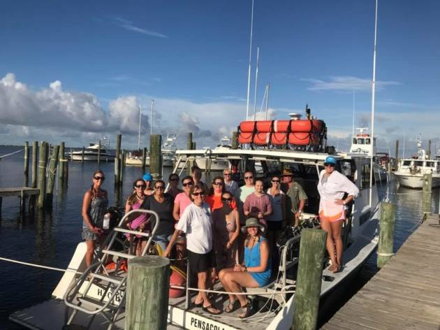 International Women's Dive July 15, 2017